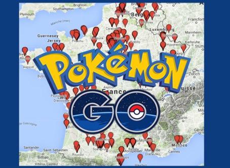 Localisation-Pokémon-Go