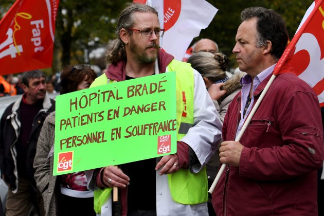 FRANCE-POLITICS-LABOUR-STRIKE